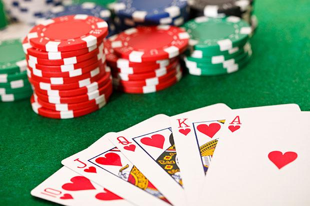 Pokerspel online